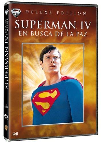 Superman Iv (Dvd Import) (European Format - Region 2) (2013) Christopher Reeve; Sam Wanamaker; Marc Mcclure
