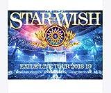 """初回盤【EXILE TRIBE FAMILY会員限定盤】 EXILE LIVE TOUR 2018-2019 """" STAR OF WISH """"(4Blu-ray+スマプラ)Blu-ray 4枚組 exile star of wish"""