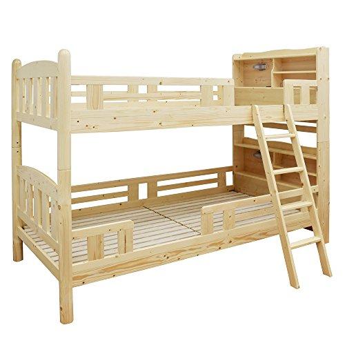 【大人から子供まで】二段ベッドの人気おすすめ商品をタイプ別に徹底紹介のサムネイル画像