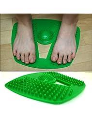 血液循環指圧マットが刺激します/ Stimulates Blood Circulation Acupressure Mat / フット鍼灸マッサージマット / Foot Acupuncture Massager Mat...