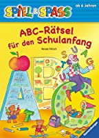 ABC-Raetsel fuer den Schulanfang