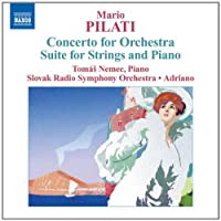 Concerto for Orchestra / Suite for Strings & Piano