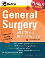 General Surgery ABSITE and Board Review (Pearls of Wisdom)