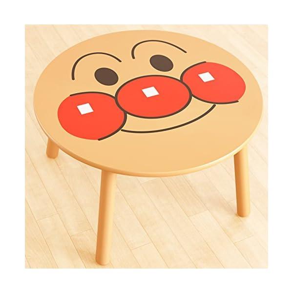 アンパンマン 顔テーブルの商品画像