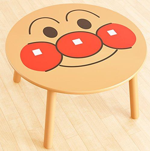 アンパンマン 顔テーブル...