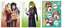 ローソン限定 Fate/Grand Order キャンペーン オリジナルクリアファイル 全3種