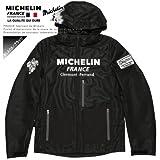 MICHELIN(ミシュラン) メッシュパーカー ML18105S BLACK -Lサイズ