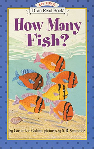 How Many Fish? (My First I Can Read)の詳細を見る