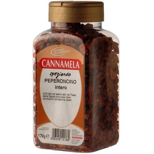 カンナメーラ ペペロンチーノ インテーロ(赤とうがらし全形) 170g