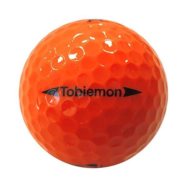 TOBIEMON(トビエモン) ゴルフボール ...の紹介画像5