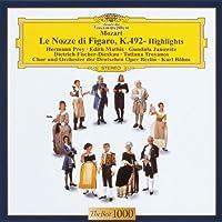 Karl Bohm - Mozart: Le Nozze Di Figaro - Highlights [Japan LTD CD] UCCG-5057 by Karl Bohm