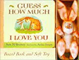 Guess How Much I Love You: Book and Toy Gift Set 画像
