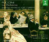 Puccini - La Boh猫me / Hendricks, Carreras, Quilico, Blasi, Cowan, Ellero D'Artegna; Conlon (1987 film)