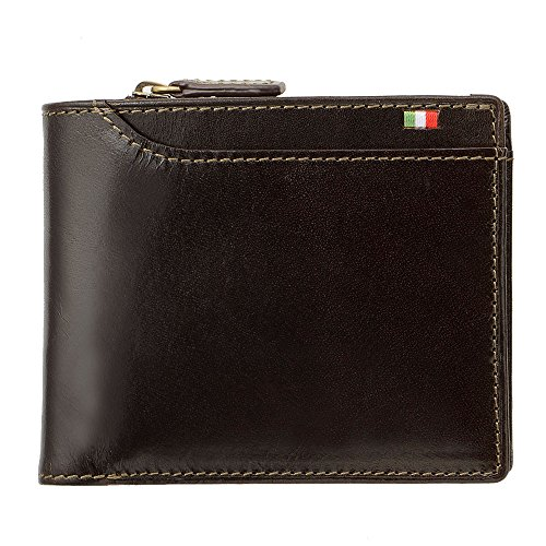 8fc3741d6bec (ミラグロ)Milagro タンポナート 23ポケット 二つ折り財布 ( 財布 メンズ 二つ折り ブランド