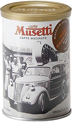 Musetti(ムセッティー) クレミッシモ コーヒーパウダ...