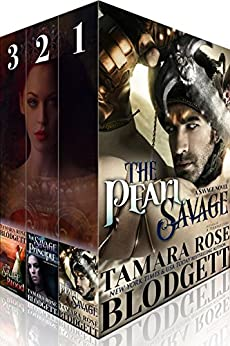 The Savage Series Boxed Set (Books 1-3): New Adult Dark Paranormal Romance by [Blodgett, Tamara Rose]