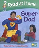 Read at Home: More Level 2A: Super Dad (Read at Home Level 2a)