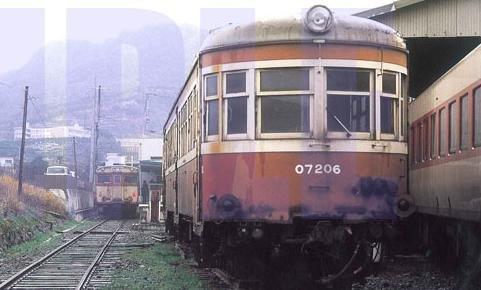 Nゲージ A2288 国鉄キハ07系200番台・標準色・樽見線4両セット