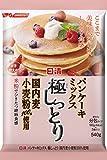 日清 パンケーキミックス 極しっとり 国内麦小麦粉100% 使用 540g