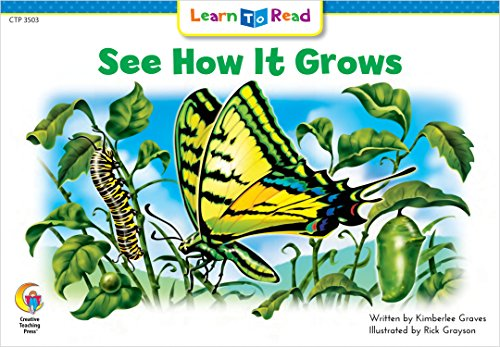 See How It Grows (Emergent Reader Science; Level 1)の詳細を見る