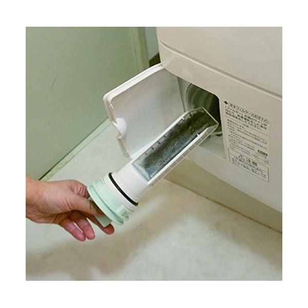 小久保 洗濯機 フィルター ドラム式洗濯機用毛...の紹介画像7