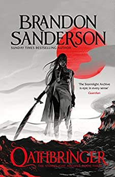 Oathbringer: The Stormlight Archive Book Three by [Sanderson, Brandon]