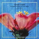 ヴィヴァルディ:アンナ・マリアのための6つのヴァイオリン協奏曲