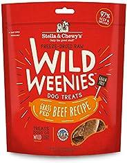 Stella & Chewy's Wild Weenies Beef Dog Treat