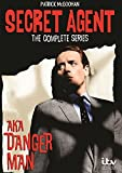 Secret Agent: Complete Series [DVD] [Import]