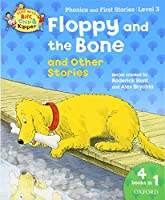 Floppy and the Bone and Other Stories. by Roderick Hunt, Cynthia Rider (Oxford Reading Tree Read With Biff, Chip, and Kipper)
