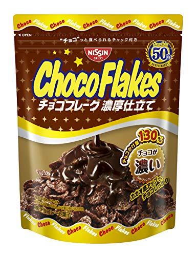 日清シスコ チョコフレーク濃厚仕立て 63g×12袋