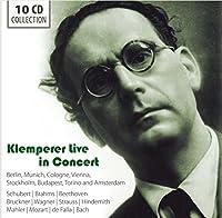Klemperer Live in Concert by Gre Brouwenstijn