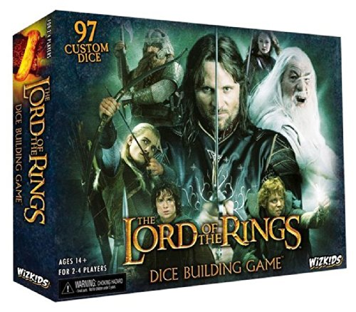 Lord of the Rings Dice Building Game 【直輸入品】