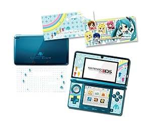 初音ミク Project mirai 2 ニンテンドー3DS 本体カバーセット