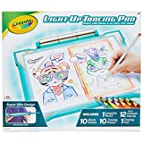 Crayola Light Up Tracing Pad Pink, AMZ Exclusive, At Home Kids Toys, Gift for Girls & Boys