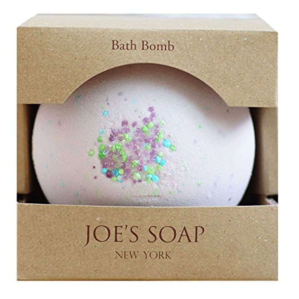 配偶者和らげるずんぐりしたJOE'S SOAP ( ジョーズソープ ) バスボム(LOVE BIRD) バスボール 入浴剤 保湿 ボディケア スキンケア オリーブオイル はちみつ フト プレゼント