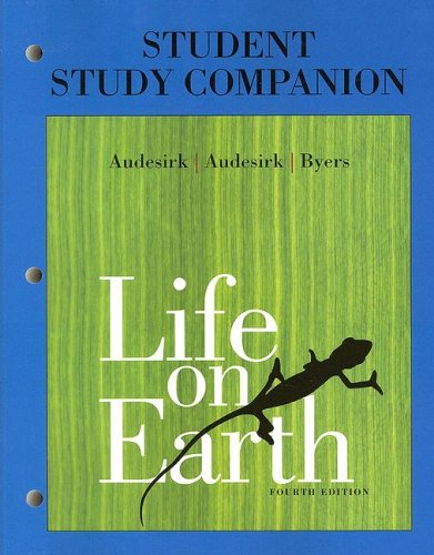 Download Student Study Companion for Life on Earth 0131852779