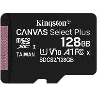 キングストン microSD 128GB 最大100MB/s UHS-I V10 A1 Nintendo Switch動…