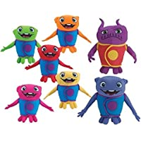 Dreamworks - Home - 7 Piece Plush Set [並行輸入品]