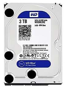 WD30EZRZ-RT [WD Blue(3TB 3.5インチ SATA 6G 5400rpm 64MB)]