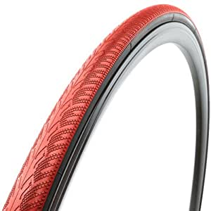Vittoria(ビットリア) タイヤ ザフィーロ 3 [zaffiro 3] 700×23c レッド/ブラック クリンチャー 275g ロード 111.3ZR17.23.122BJ