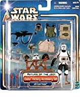 Endor Victory Exclusive Accessory Set with Figure from Star Wars Collection