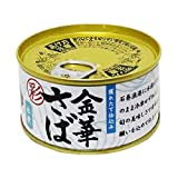 金華さば 水煮 彩 170gx6缶セット