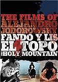 The Films of Alejandro Jodorowsky (Fando y Lis / El Topo / The Holy Mountain)