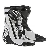 alpinestars(アルパインスターズ)バイクブーツ ブラック/ホワイト (EUR 43/27.5cm) SMXプラス1015