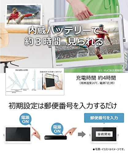 Panasonic(パナソニック)『プライベート・ビエラ防水モデル(UN-15TD9)』