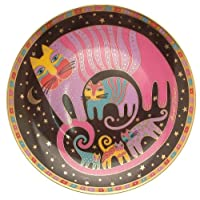 Collector plate Franklin Mint Feline Family Laurel Burch cat plate CP2231