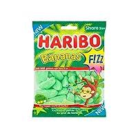 バナナキャンディ | Haribo | バナナF!zz | 総重量 175 グラム