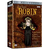 Witch Hunter Robin: Anime Legends Complete Collect