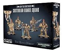 Warhammer 40k Custodian Guard Squad [Floral] [並行輸入品]